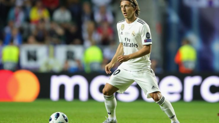 Real Madrid will file complaint against Inter Milan for tapping up Luka Modrić