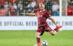 The inimitable Ragnar Klavan is leaving Anfield