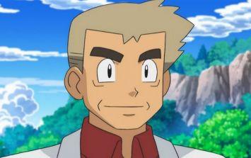 The actor who voiced Professor Oak in Pokemon has died