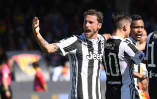 Claudio Marchisio shares beautiful farewell message to Juventus