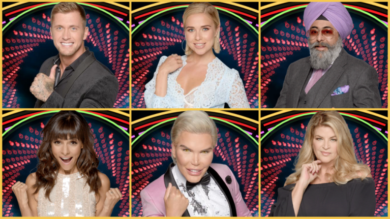 Predicting the winner of CBB based solely on their promo photographs