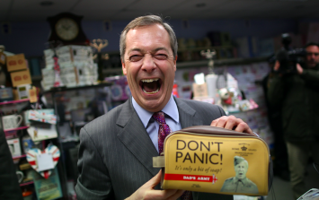 Nigel Farage announces return to British politics to defeat Theresa May's 'fraudulent' Brexit plans
