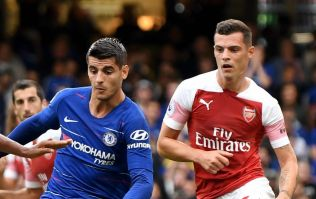 Granit Xhaka absolutely roasted by Arsenal supporters for performance against Chelsea