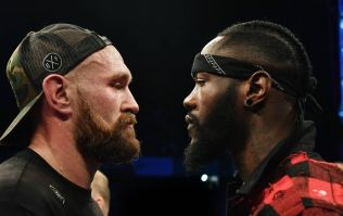 Tyson Fury reveals goal weight for WBC title fight with Deontay Wilder