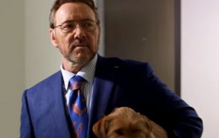 Kevin Spacey's new movie makes just $126 on its opening day