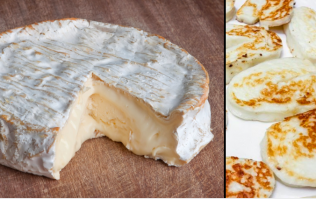 QUIZ: We show you a cheese picture you have to tell us what type it is
