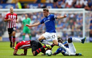 Seamus Coleman responds to Marco Silva's Everton captaincy decision