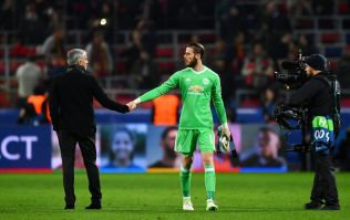 "Jose Mourinho confirms David De Gea will sign new contract ""as soon as possible"""