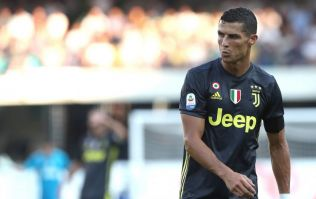 Cristiano Ronaldo thanked for supportive message by Chievo goalkeeper after injury