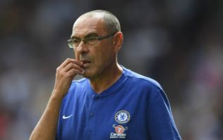Maurizio Sarri considering giving up smoking during his time as Chelsea boss