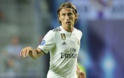 Luka Modrić rubbishes rumours that he contacted Inter Milan about a move this summer