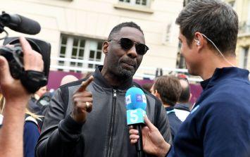WATCH: Idris Elba opens DJ set with Bond theme tune