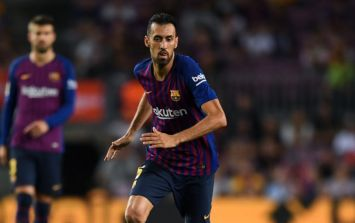 Sergio Busquets given huge pay rise after agreeing new deal with Barcelona