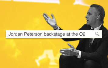 One night with Jordan Peterson