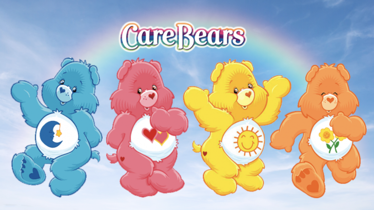 Every Care Bear ranked from least to most horny