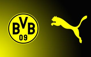 Images showing the new Borussia Dortmund away kit have been leaked