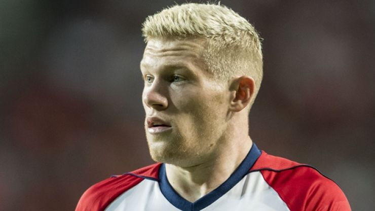 James McClean reportedly involved in tunnel bust-up with new Stoke teammates
