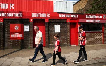 Brentford have signed the darkest sponsorship deal of all time