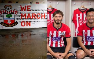 Southampton to wear one-off kit this weekend to promote fantastic campaign