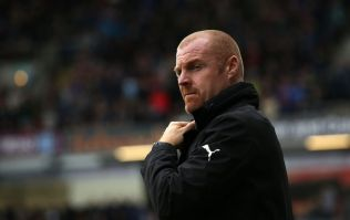 Burnley might be exiting Europe sooner than expected
