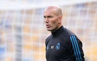 Zinedine Zidane wants to replace Jose Mourinho at Manchester United