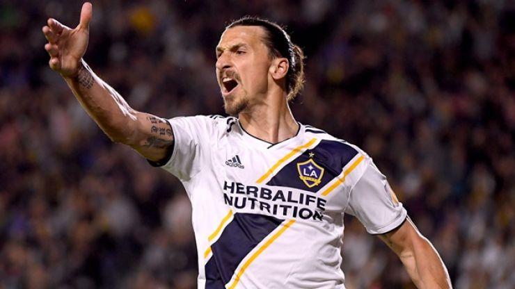 Zlatan Ibrahimovic's take on artificial pitches is just classic Zlatan Ibrahimovic
