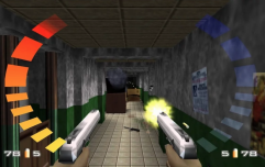 Playing as Oddjob in GoldenEye on the N64 is officially cheating, say the game's creators