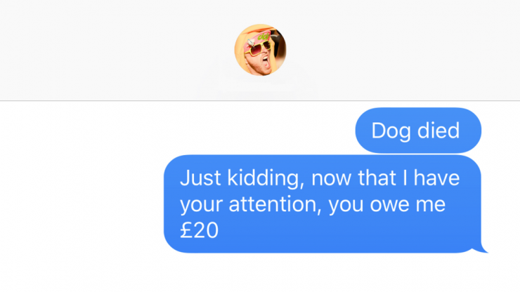 11 savage texts it's perfectly acceptable to send your siblings
