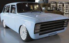 The makers of the AK-47 are launching the most Russian electric car imaginable