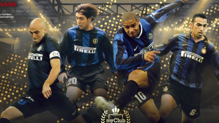 Pro Evolution Soccer 2019 will feature a host of Inter legends that will make old school PES fans very happy