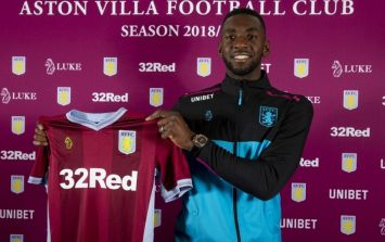 Aston Villa announce Yannick Bolasie signing with yet another hilarious video