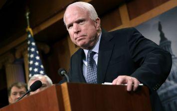 American titan, war hero and political leader John McCain has died, aged 81