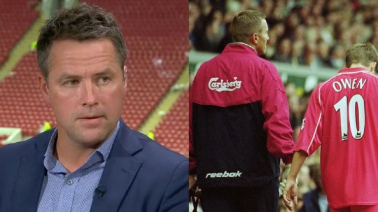 Michael Owen's remarkably candid comments on injury troubles are rightly attracting praise