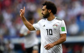 Mohamed Salah has hit out at the Egyptian FA in social media post