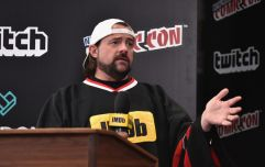Kevin Smith has gotten into incredible shape following his heart attack