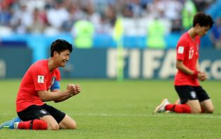 Heung-min Son is two wins away from avoiding military service