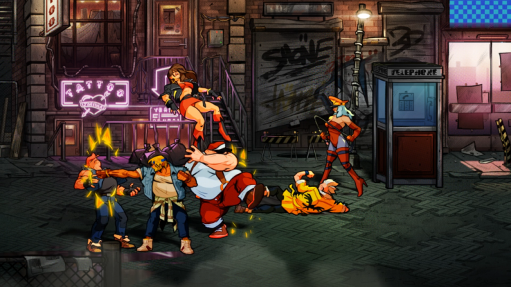 Get excited, old school Sega fans - Streets of Rage 4 has finally been confirmed