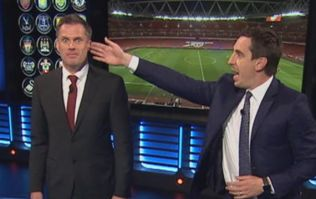 Carragher and Neville agree on one name in question about Premier League's best ever centre-forward