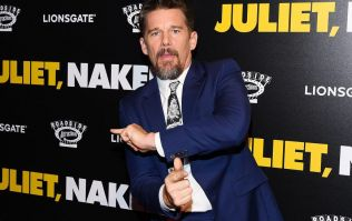 Ethan Hawke says superhero movies are overrated, and Logan was nothing to be excited about