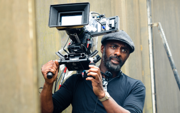 Idris Elba shares his toughest challenge directing a film for the first time