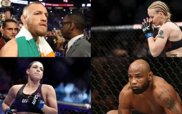 QUIZ: Can you guess what countries these UFC stars were born in?
