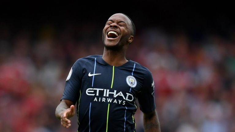 Raheem Sterling linked with a surprise move to Real Madrid | JOE.co.uk