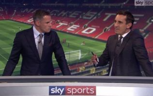Gary Neville urges Manchester United to see José Mourinho's contract through to the end
