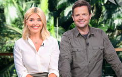 Holly Willoughby confirms she will be replacing Ant on I'm A Celeb this year