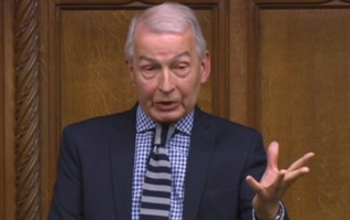 """Frank Field resigns Labour whip saying leadership is """"force for anti-Semitism"""""""