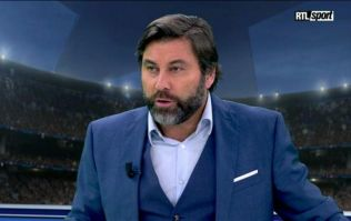 Belgian football presenter charged with armed robbery