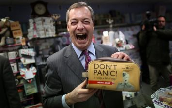 Nigel Farage confirms interest in becoming Mayor of London
