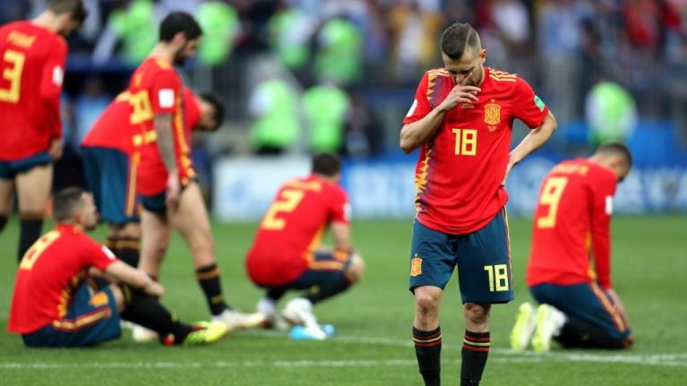 There are some huge omissions from the latest Spain squad to play England
