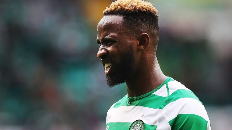 Celtic accept offer for Moussa Dembélé two days before Old Firm derby