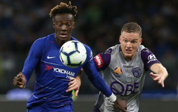 John Terry played a key role in getting Tammy Abraham to sign for Aston Villa